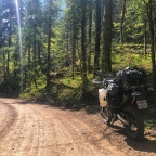 First Days of a Two-Wheel Nomad-Life
